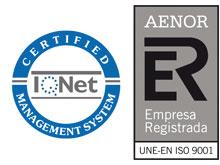 Certificació AENOR